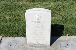 William Carl Ahlf