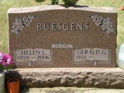 Helen L <i>Savage</i> Buesgens