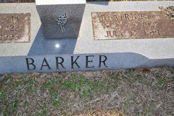 Beatrice Cecilie <i>Guidry</i> Barker
