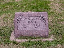 Lavonda L. Bonnie Brown