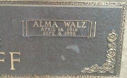 Alma <i>Walz</i> Cuff