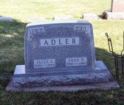 Fred William Adler