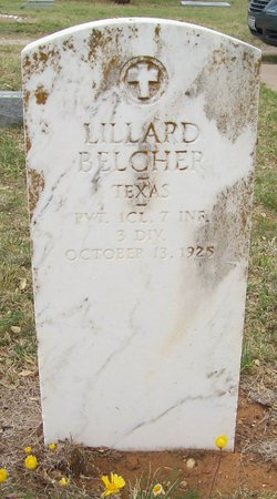 Lillard Belcher