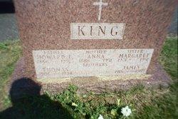Margaret <i>King</i> Connars