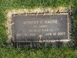 Robert C Haude