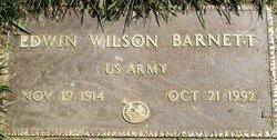 Edwin Wilson Barney Barnett