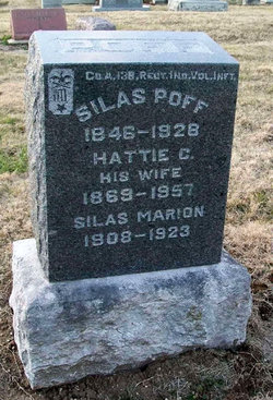 Hattie C. <i>Hunter</i> Poff