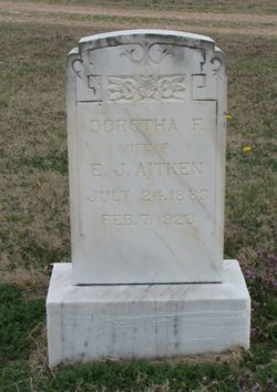 Dorotha F. Aitken