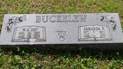 Nancy Armanda <i>Nix</i> Buckelew