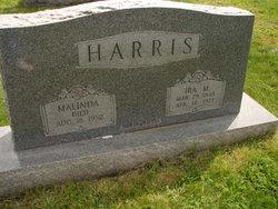 Malinda Linda <i>Smith</i> Harris