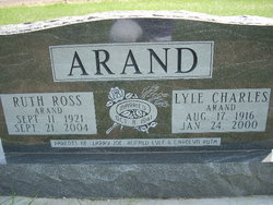 Ruth <i>Ross</i> Arand