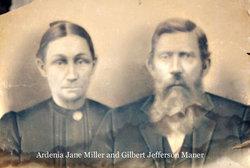 Gilbert Jeff Jefferson Maner