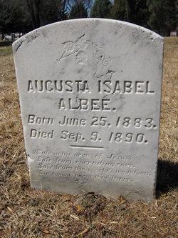 Augusta Isabel Albee