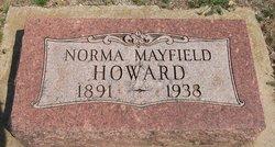 Norma <i>Mayfield</i> Howard