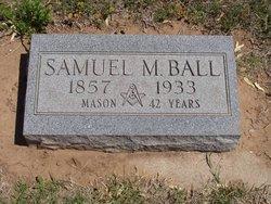 Samuel Marion Sam Ball