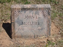 John Luther Luther McClure