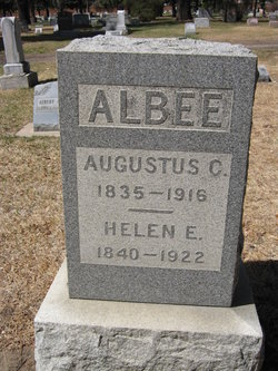 Augustus Clark Albee