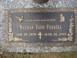 Nathan Todd Ferrell