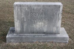 Sgt Noble H. Brown