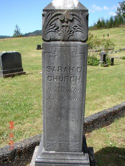 Sarah Dewey Philura <i>Collver</i> Church