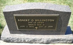 Robert O. Billington
