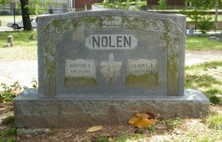 Bufford E. Nolen