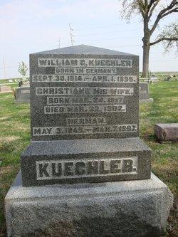 Carl Wilhelm William C Kuechler