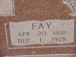 Fay Bolton