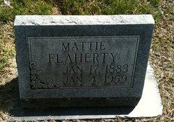 Mattie Flaherty