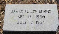 James Bulow Biddix, Jr