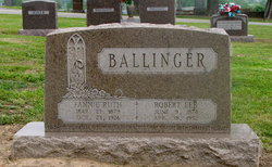 Robert Lee Ballinger