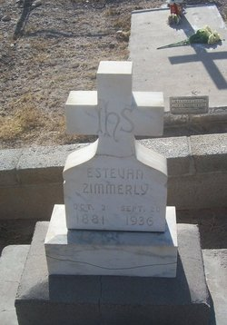 Estevan Zimmerly