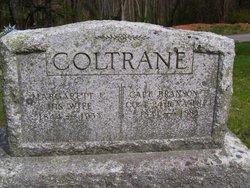 Margaret C Coltrane