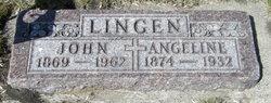 Angeline <i>Caron</i> Lingen