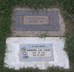 Francis Eric Evers, Sr
