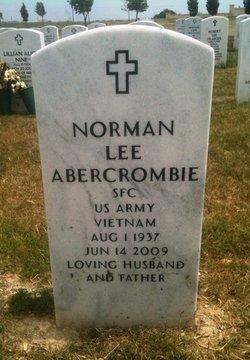 Norman Lee Abercrombie