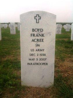 Boyd Frank Acree