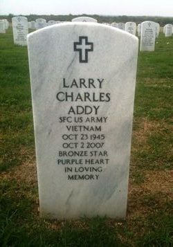 Larry Charles Addy