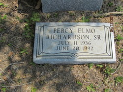 Percy Elmo Richardson, Sr