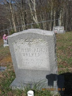 Phillip Aden Walker