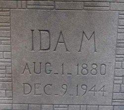 Ida M. <i>Thompson</i> Banks