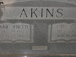 Annie Jenette Akins