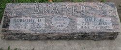 Dale Eugene Brader