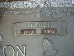Tressie <i>Rowe</i> Bolton