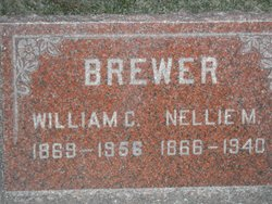 Nellie May <i>Yule</i> Brewer