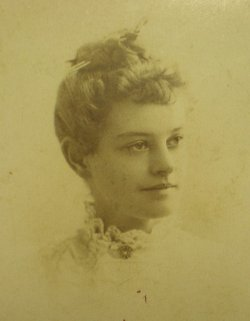 Elizabeth Eleanor <i>Luscombe</i> Post