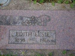 Edith Elsie <i>Beavers</i> Kays