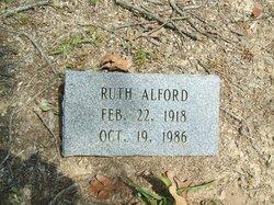 Ruth Alford