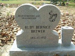 Ruby Bernice Brewer