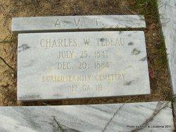 Charles W Tebeau